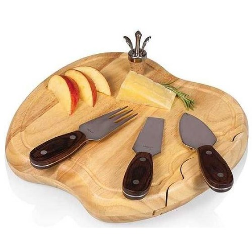 Apple Cheese Board