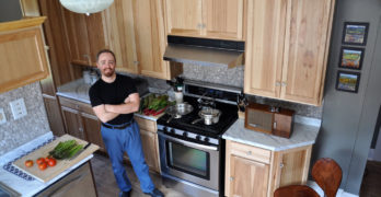Sustainable Kitchens on the Back Burner