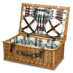 Newbury Picnic Basket for 4