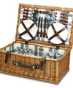 Newbury Picnic Basket for 4